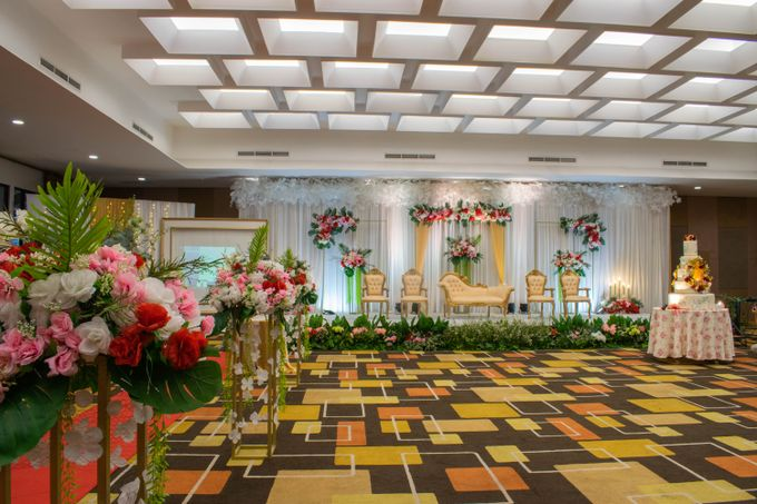 Martha & Gilang Wedding by Lemo Hotel - 008