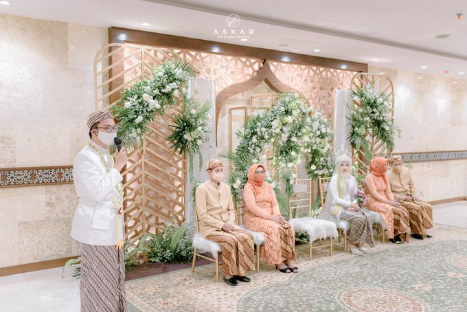 The Wedding of Rani & Adi di Masjid Istiqlal by Decor Everywhere - 010