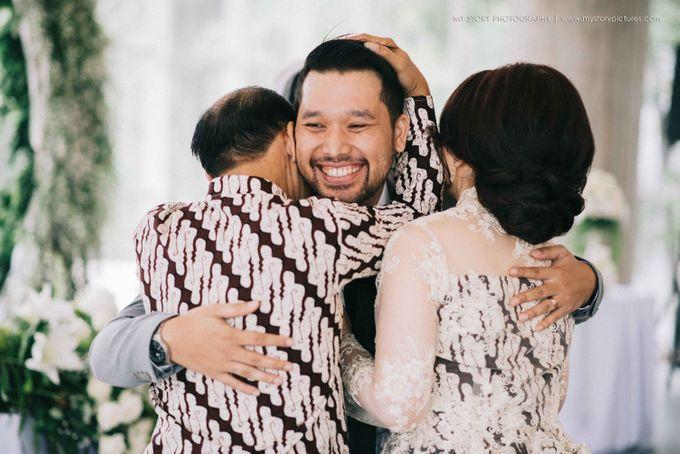 Wedding - Ricky Marlene by Malaka Hotel Bandung - 016
