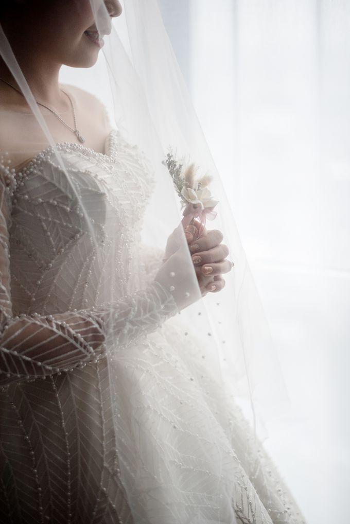 The Wedding of  Stephen & Mariska by Bondan Photoworks - 006