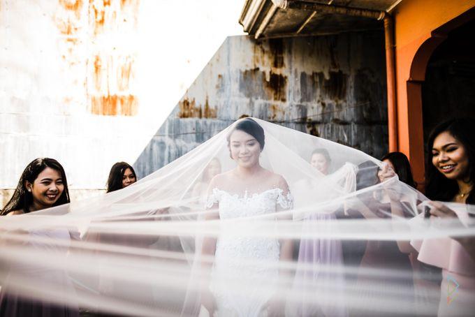 Mark & Camille Wedding Photos by Bordz Evidente Photography - 020