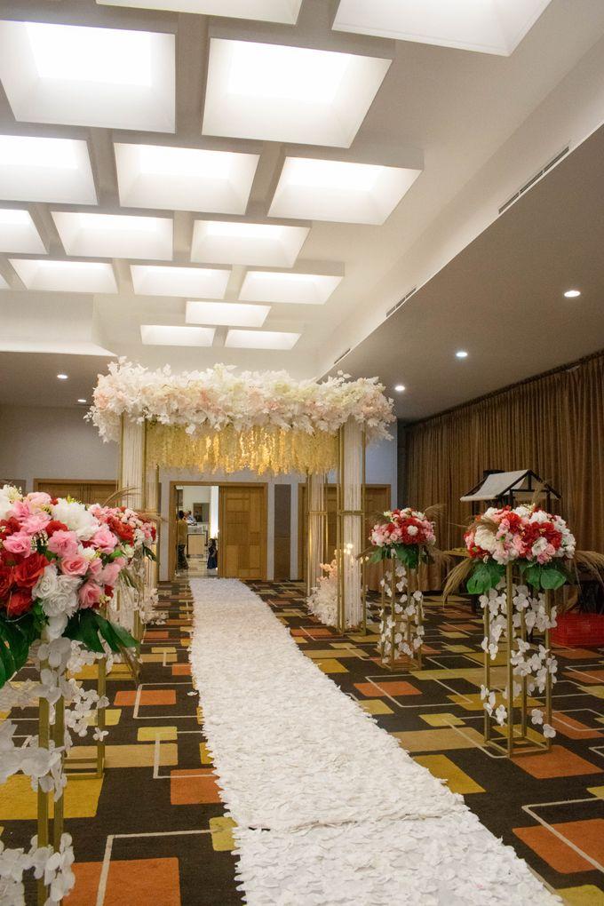 Yossef & Firda Wedding by Lemo Hotel - 004