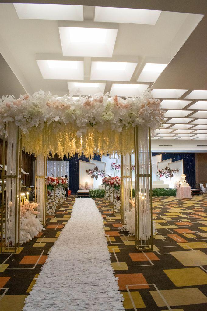 Yossef & Firda Wedding by Lemo Hotel - 006
