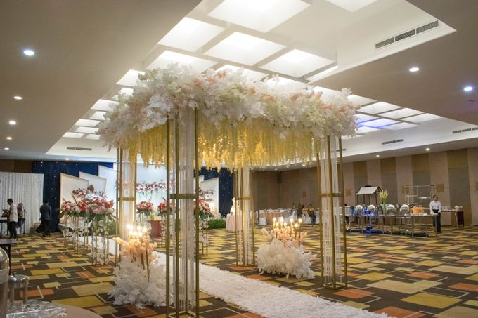 Yossef & Firda Wedding by Lemo Hotel - 007