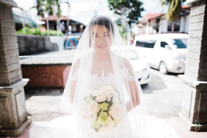 Mark & Camille Wedding Photos by Bordz Evidente Photography - 018
