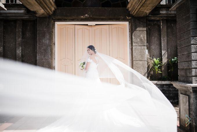 Mark & Camille Wedding Photos by Bordz Evidente Photography - 016