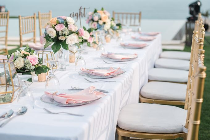 The Wedding of  Tommy & Jenifer by Bali Yes Florist - 013