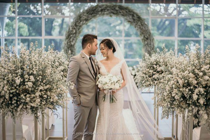 Wedding - Ricky Marlene by Malaka Hotel Bandung - 017