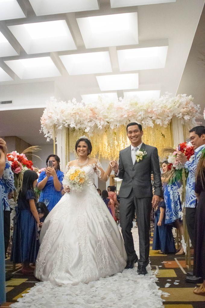 Yossef & Firda Wedding by Lemo Hotel - 015