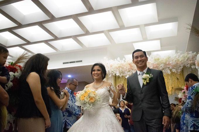 Yossef & Firda Wedding by Lemo Hotel - 017