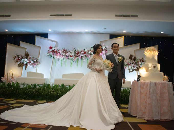 Yossef & Firda Wedding by Lemo Hotel - 019