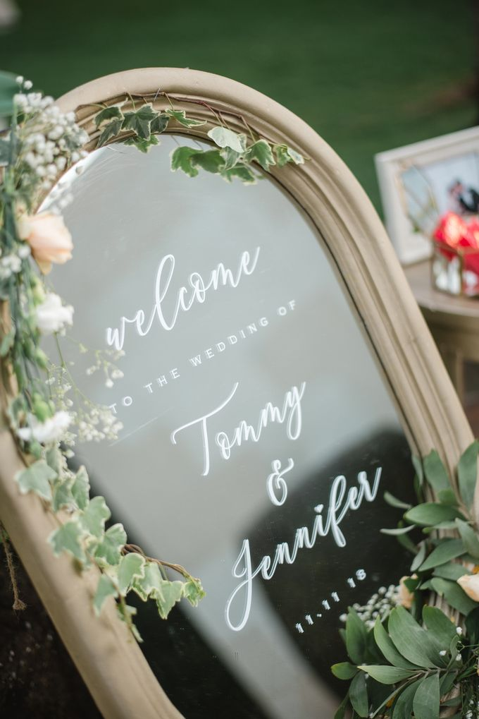 The Wedding of  Tommy & Jenifer by Bali Yes Florist - 002
