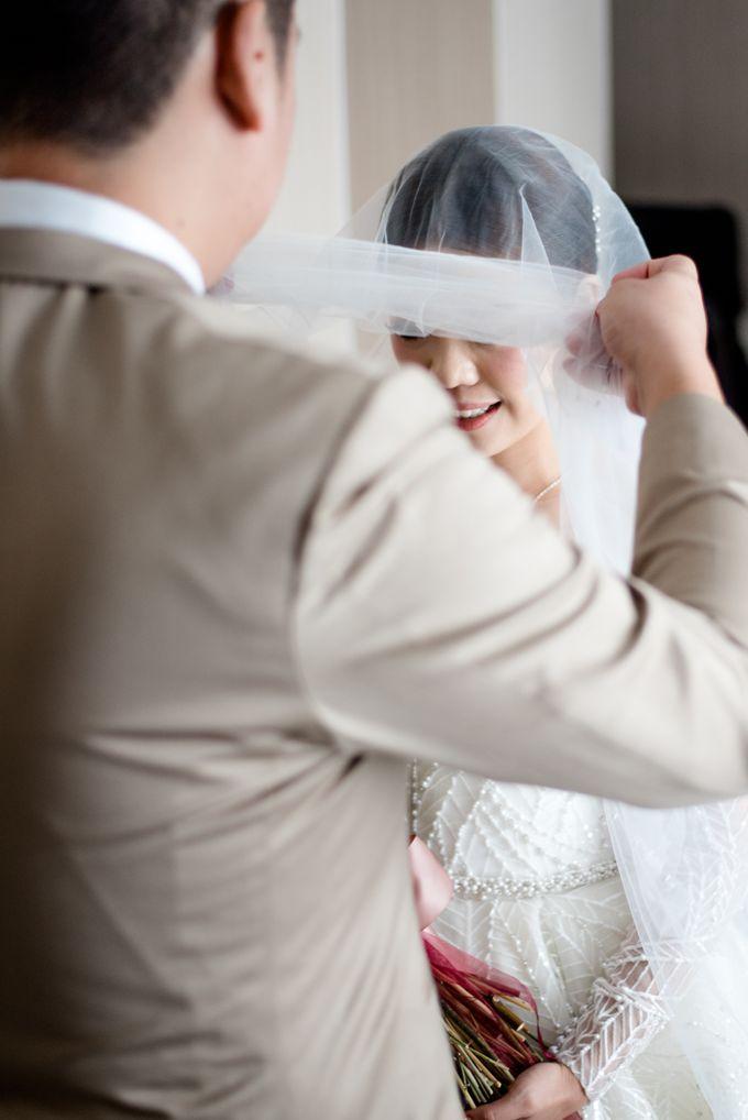 The Wedding of  Stephen & Mariska by Bondan Photoworks - 009