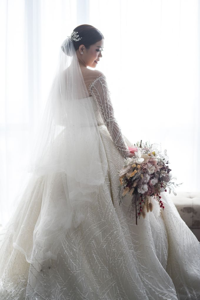 The Wedding of  Stephen & Mariska by Bondan Photoworks - 010