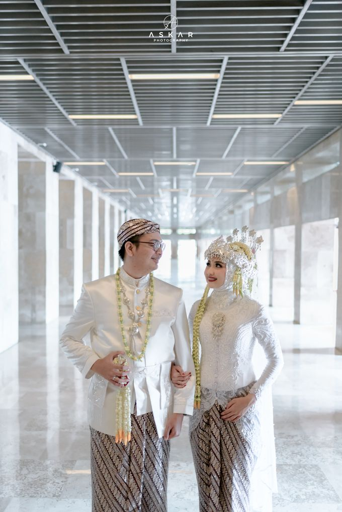 The Wedding of Rani & Adi di Masjid Istiqlal by Decor Everywhere - 045