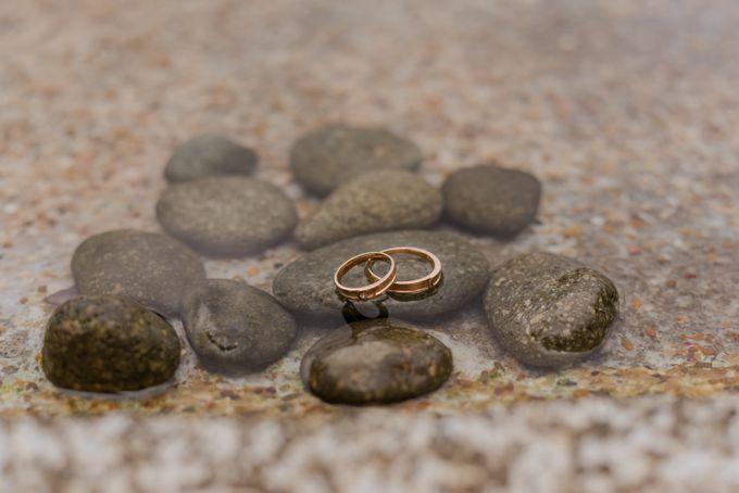 Wedding Day of Daniel & Jennie by Écru Pictures - 003