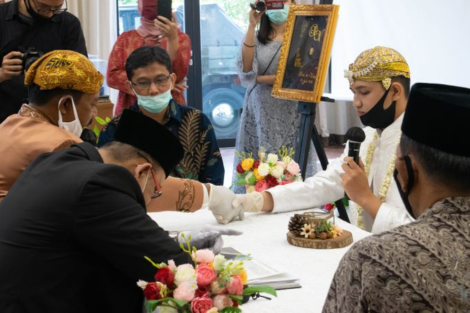 Wedding Irwan Dita by Lemo Hotel - 002
