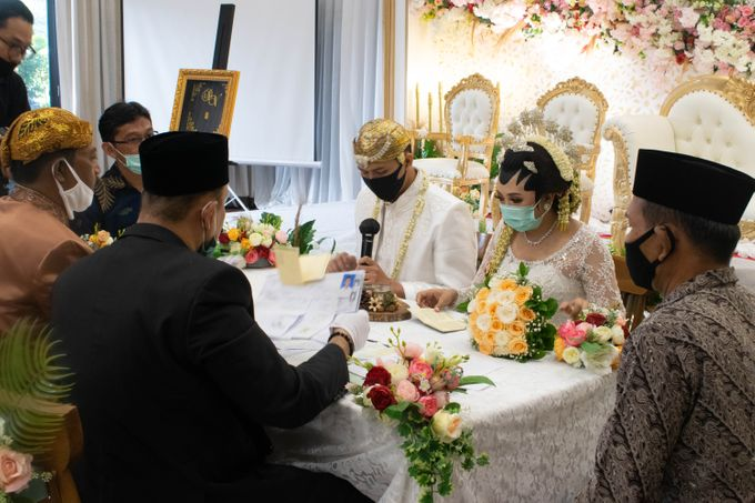 Wedding Irwan Dita by Lemo Hotel - 005