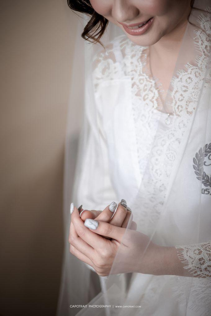Andri and Natalia Wedding by Capotrait Photography - 001
