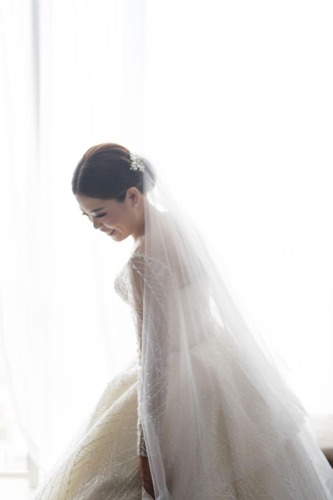 The Wedding of  Stephen & Mariska by Bondan Photoworks - 011