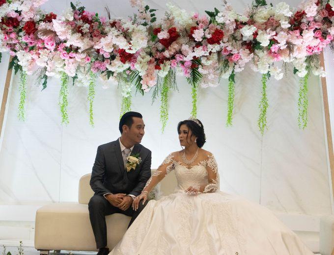 Yossef & Firda Wedding by Lemo Hotel - 026