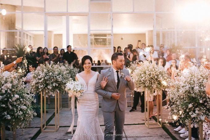 Wedding - Ricky Marlene by Malaka Hotel Bandung - 023