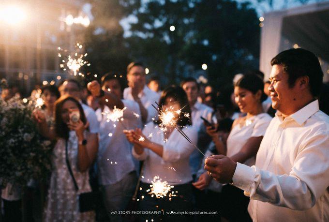 Wedding - Ricky Marlene by Malaka Hotel Bandung - 024