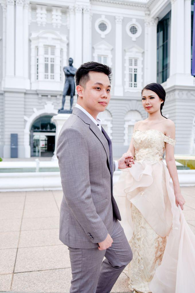 Pre Wedding Story Kevin & Deviana by Bondan Photoworks - 016