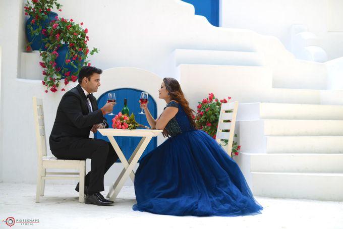 Pre wedding by Pixel Snaps Studio - 012
