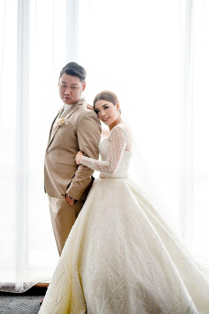 The Wedding of  Stephen & Mariska by Bondan Photoworks - 012