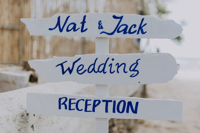 Wedding destination in Nusa Lembongan Jack & Natalie by Aka Bali Photography - 002
