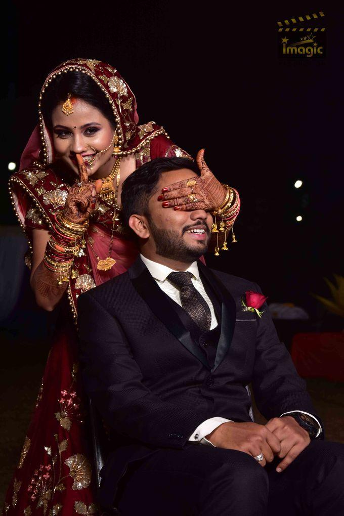 Wedding Photographs by Imagic Production - 003