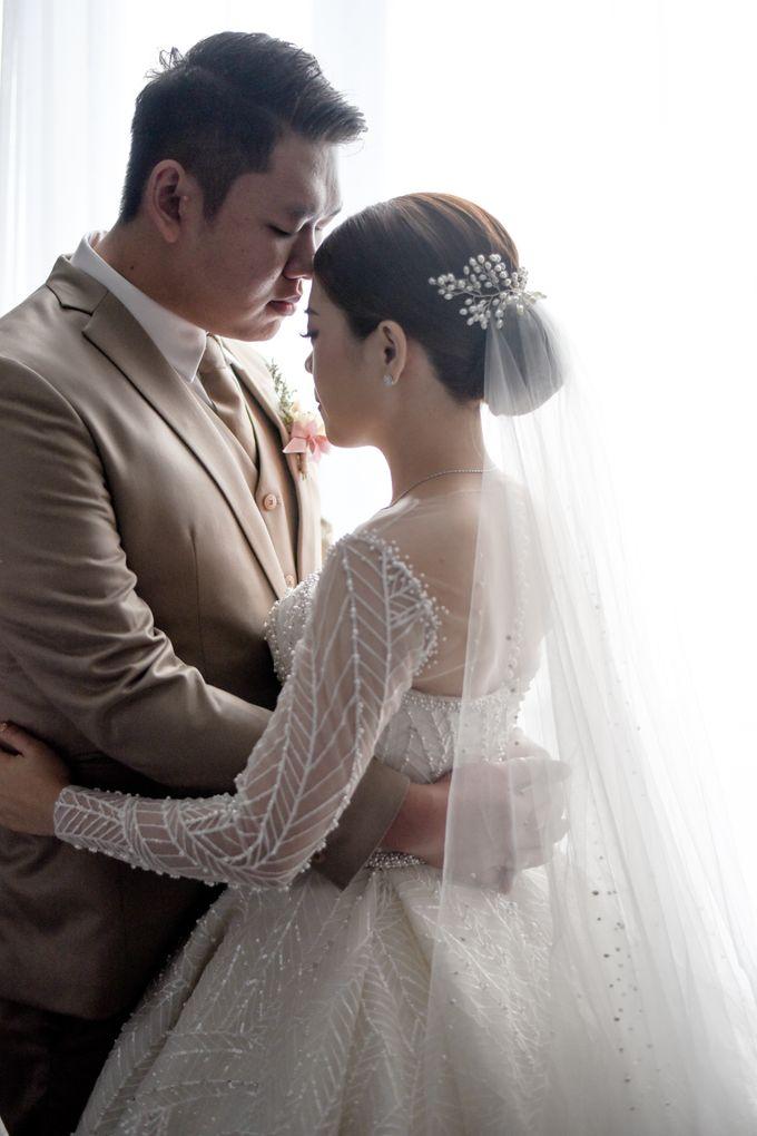 The Wedding of  Stephen & Mariska by Bondan Photoworks - 014