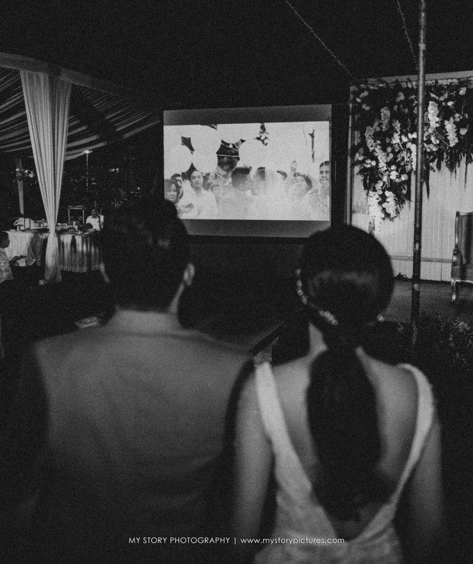 Wedding - Ricky Marlene by Malaka Hotel Bandung - 025
