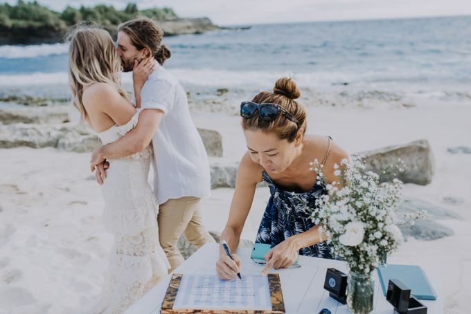Wedding destination in Nusa Lembongan Jack & Natalie by Aka Bali Photography - 019