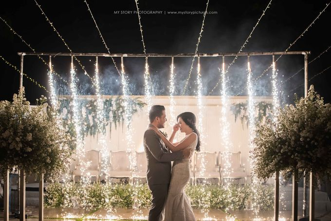 Wedding - Ricky Marlene by Malaka Hotel Bandung - 027