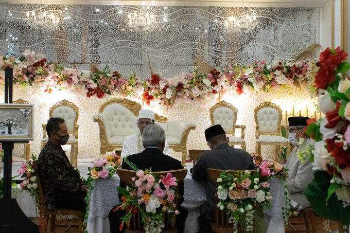 Wedding Melda Aditya by Lemo Hotel - 002