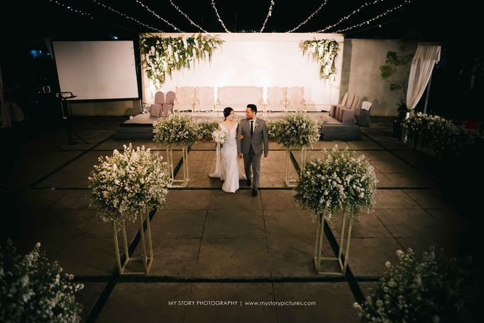 Wedding - Ricky Marlene by Malaka Hotel Bandung - 028