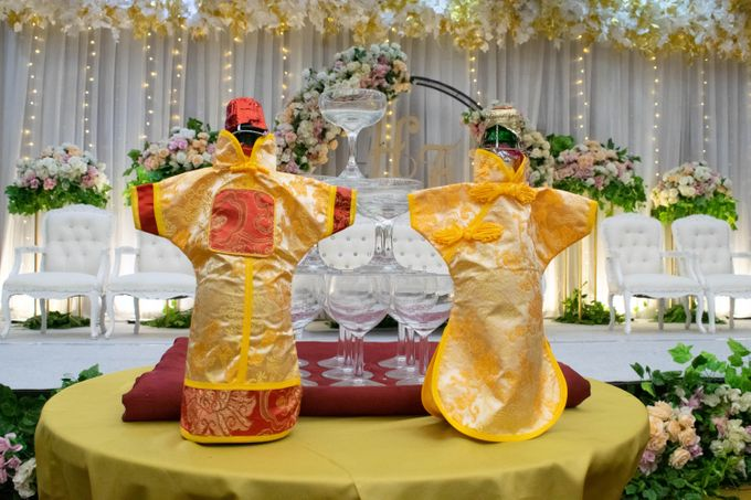 Wedding hanes Amelia by Lemo Hotel - 007