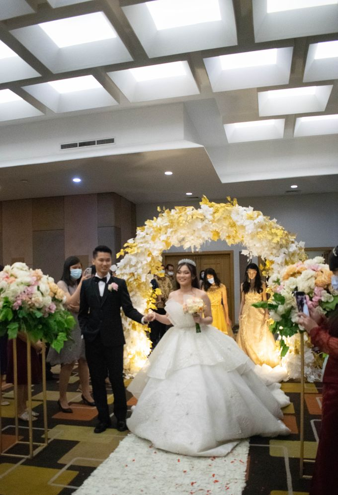 Wedding hanes Amelia by Lemo Hotel - 013