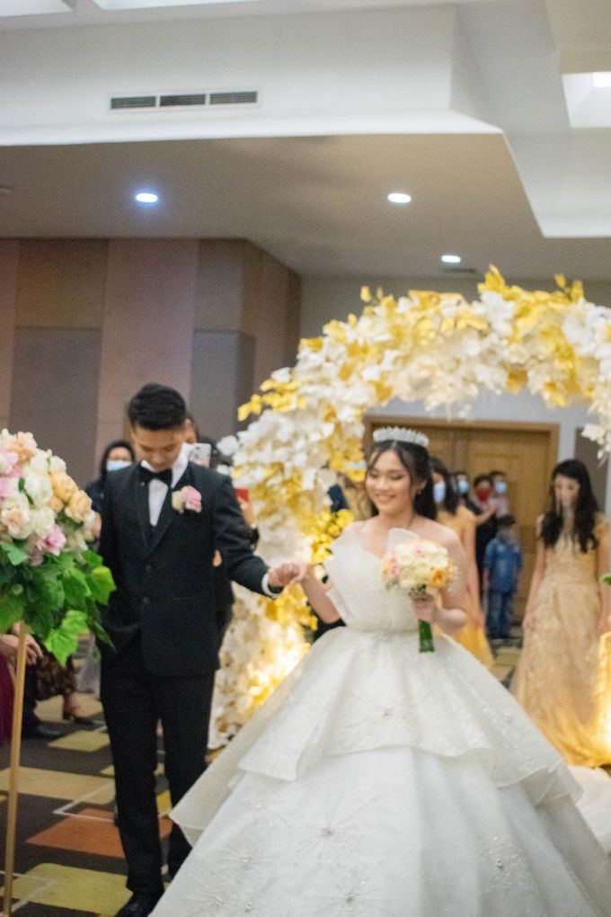 Wedding hanes Amelia by Lemo Hotel - 014