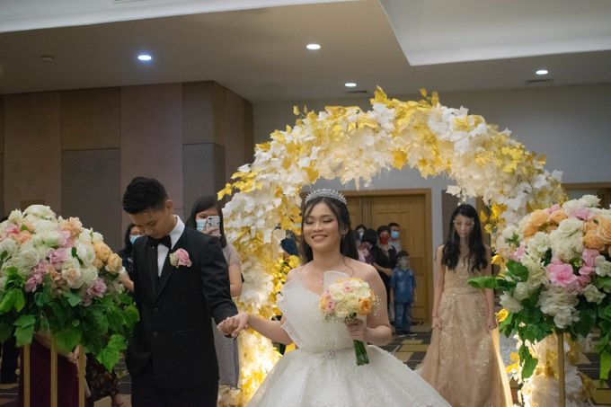 Wedding hanes Amelia by Lemo Hotel - 015