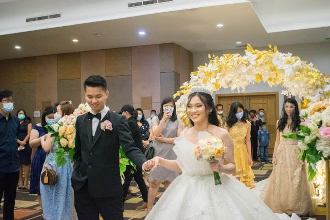 Wedding hanes Amelia by Lemo Hotel - 016