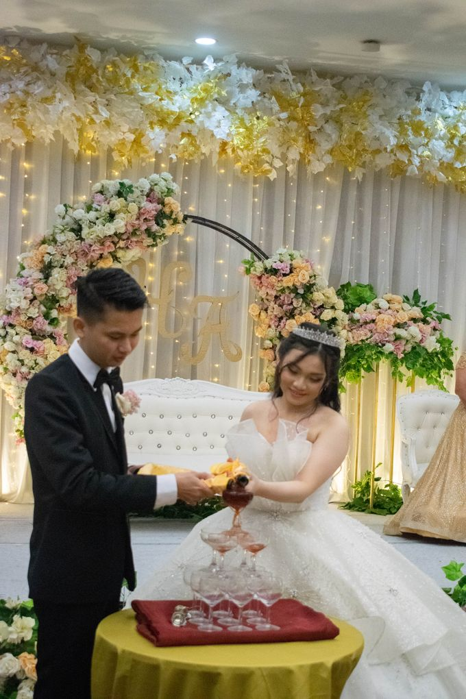 Wedding hanes Amelia by Lemo Hotel - 029