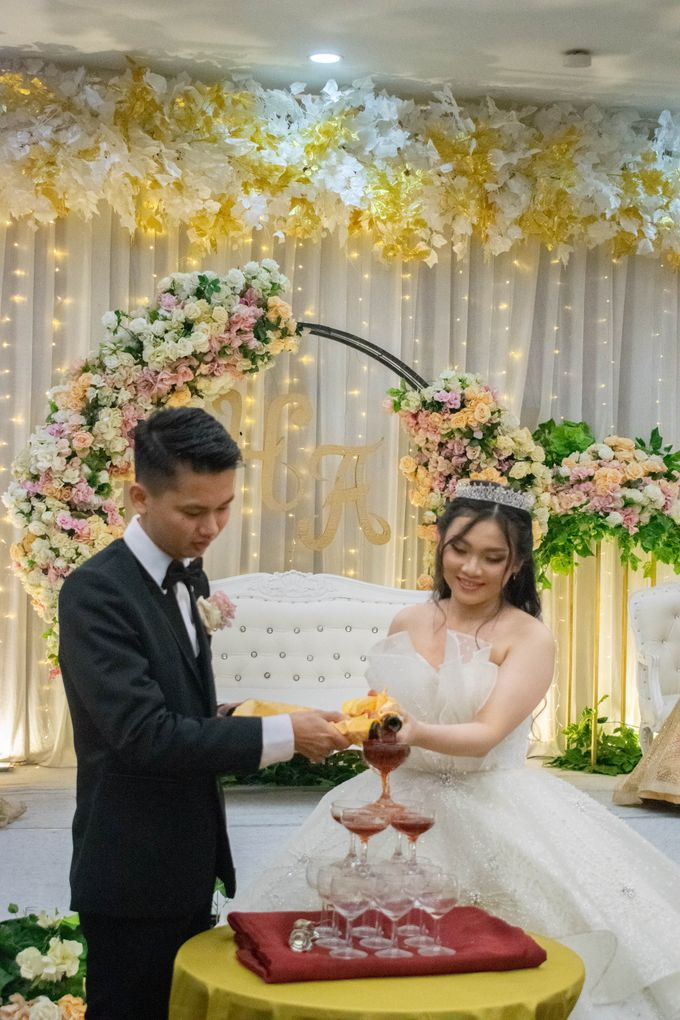 Wedding hanes Amelia by Lemo Hotel - 030