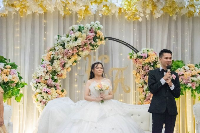 Wedding hanes Amelia by Lemo Hotel - 031