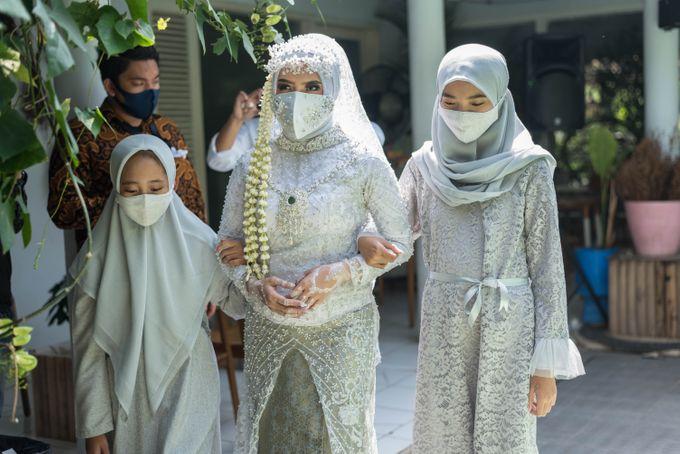 Intimate wedding session Della dan Danik (09-09-2020) by Weddingscape - 017