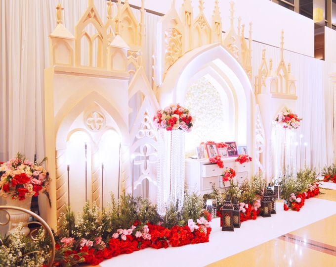 New Wedding @Casa Grande Ballroom by Merlynn Park Hotel - 003