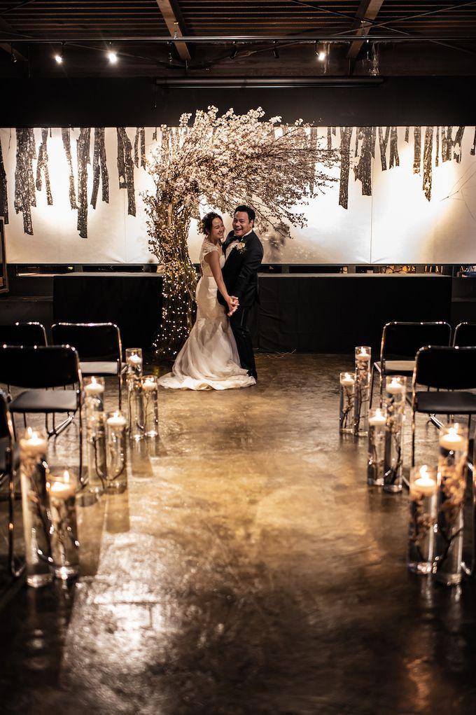 Niseko Wedding in winter by LANDRESS WEDDING - 009