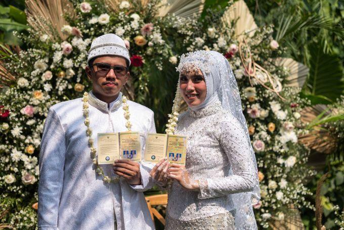 Intimate wedding session Della dan Danik (09-09-2020) by Weddingscape - 020